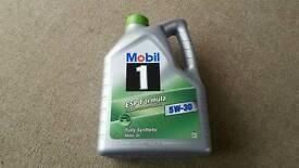 Mobil 5W-30 5W30 ESP Engine Oil 5L