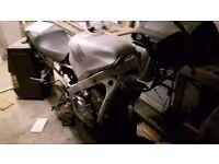Honda CBR600 Project