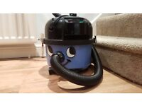 Henry Hoover [Blue] - Including all attachments and 10 hoover bags