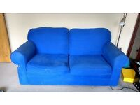 free Double sofa bed free to anyone who can collect. It needs gone on 28th