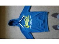 Mens superdry hoodie