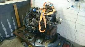 RENAULT MASTER VAUXHALL MOVANO 2.5D DIESEL ENGINE FOR BREAKING S8U 770 772