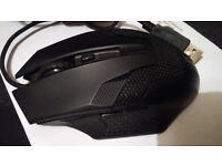Technet Gaming Mouse, illuminates, Brand new unboxed