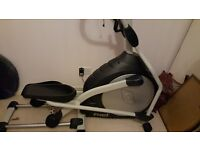 KEEP FIT !! WITH AN ELLIPTICAL CROSS TRAINER - FUEL FE44 - OPEN TO REASONABLE OFFERS!!!