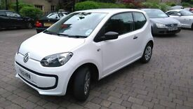 Volkswagen UP For Sale. In good condition.