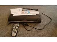 Sky HD box with remote
