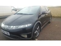 Honda Civic ES 2.2i-ctdi FULL YEAR MOT ,84kMILES