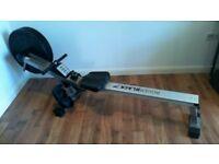 Roger Black Air Rowing Machine & 20Kg Cast Dumbbell Set