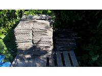 Reclaimed Welsh Roofing Slates (10 x 14 and 12 x 14)