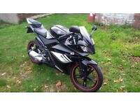 2010 Yamaha YZF-R125 - HPI clear *REDUCED*