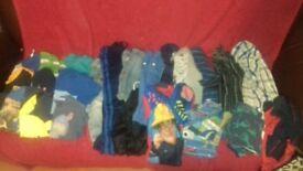 Bundle of clothes age 3-4 & 4-5