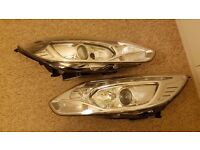 FORD FOCUS GENUINE XENON LED HEADLIGHTS 2011-2015