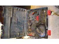 bosch cordless hammer drill 36v