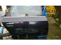 Audi a6 c6 drivers side front and rear doors