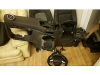 Ford fiesta airbag kit mk9 3 doors