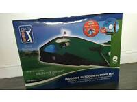 PGA TOUR INDOOR AND OUT DOOR PUTTING AID