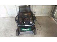 Qualcast petrol lawn mower