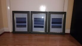 3pices frame for sale