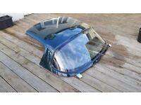 Mazda mx5 mk1 mk2 mk2.5 hardtop roof green