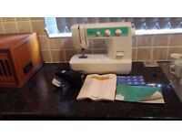 Brother VX-1125 Sewing Machine - Like New
