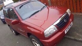 **BARGAIN 4x4** IDEAL MUD PLUGGER**MOT 'D JULY**DRIVES FINE**SPARES OR REPAIR**READ ADVERT FULLY