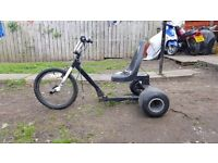 Home made drift trike (project)