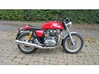 Royal Enfield Continental GT 2013(63)