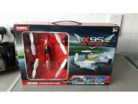 X95 AIR WHEELS REMOTE CONTROL FLYING CAR BRAND NEW 8YEARS+