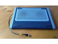 Grey Targus Laptop cooler