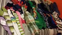 size 5 boys clothing lot