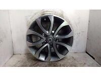 nissan juke alloy wheel 17 inch,