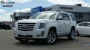 2016 Cadillac Escalade Premium Collection Premium, NAV, DVD,...