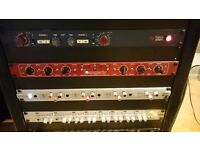 Manley Langevin Dual Mono Preamp with EQ