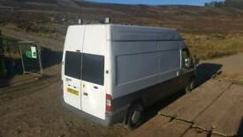 Ford transit mk7 mwb high top
