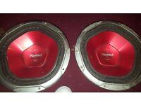 sony 1200 watt subs for sale