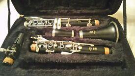 Clarinet - Yamaha YCL 250SUK Bb