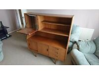 Retro sideboard and drinks cabinet