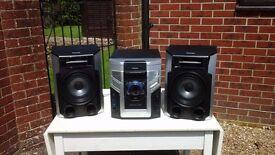 Philips Mini Hi-Fi System - FWM 387