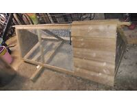 Broody coop for chickens/rabbit or guinea pig run