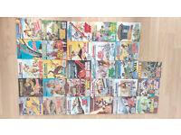 33 used commando war stories comics.
