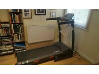 JLL Treadmill - like new