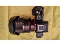 Sony A7RMk 1 Landscape Bundle , camera + 16-35mm f/4 Vario-Tessar T FE ZA OSS Lens.