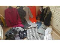 Clothing bundle, some never worn/with tags