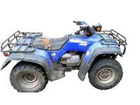 WANTED: Quad/ATV farm or sport bike for hobby project.