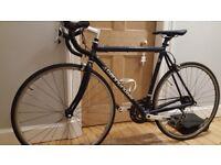 Cannondale Road Bike, Shimano 105, aluminium frame, 54cm.