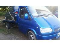 Ford transit recovery REDUCED