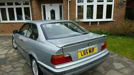 FAST APPRECIATING 320i AUTO COUPE WITH LOW MILEAGE