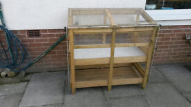 Cold Frame, Winter, Frost prevent, Not Greenhouse, for Plants, shrubs or grow vegetables, Insulate.