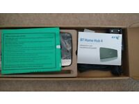 AS NEW BT Home Hub 4, boxed with all leads, power supply and FREE DELIVERY