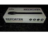 RØDE Reporter Dynamic Microphone